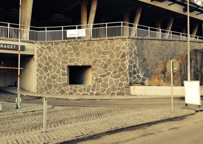 PEAB – Berg & Väg maskin AB, Kinamuren
