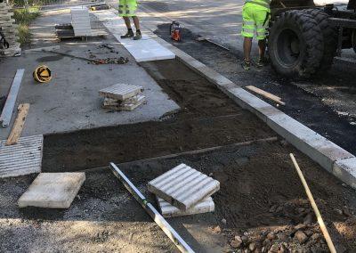 Återställnings jobb,EON Kungsängen, Svevia